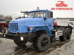 Урал 44202. Седельный тягач УРАЛ 44202-0311-41, 10 850 куб. см., 3 235 кг.