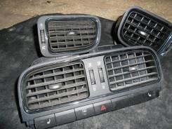 Решетка вентиляционная. Volkswagen Polo