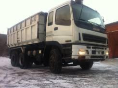 Isuzu. Продам грузовой самосвал CYZ51K, 14 256 куб. см., 20 000 кг.
