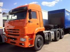 Камаз 6460. Седельный тягач -26001-73 ( Евро 4), 6 700 куб. см., 62 500 кг.