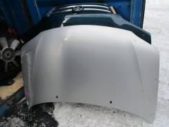 Капот. Toyota Corolla Spacio, AE111N, AE111 Двигатель 4AFE