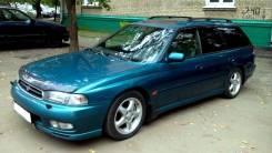 Порог пластиковый. Subaru Legacy, BD4, BD5, BD2, BD3, BD9