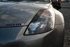 Накладка на фару. Nissan 350Z Nissan Fairlady