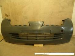 Бампер. Nissan March, AK12, BNK12, Z12, BK12, K12, YK12 Nissan Micra, K12E, K12, AK12, BK12, BNK12, YK12, Z12 Двигатели: CGA3DE, CR12DE, HR15DE, CR10D...