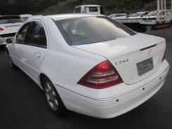 Бампер. Mercedes-Benz W203 Mercedes-Benz C-Class, W203