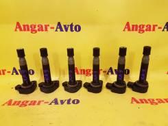 Катушка зажигания. Honda: Avancier, Odyssey, Lagreat, Inspire, Accord, Saber Двигатели: J35A4, J35A2, J30A, J30A2, J30A1, J30A4