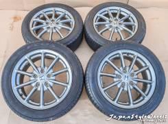 Enkei Honda Odyssey Absolute RB1 Original 7Jx17 5x114.3 ЕТ55. 7.0x17, 5x114.30, ET55, ЦО 73,0мм.