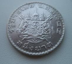 Таиланд, 1 бат 1962