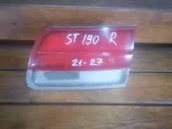 Стоп-сигнал. Toyota Caldina, ST190, ST198V, ST191, ST195G, ST195, ST191G, ST190G