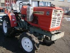 Yanmar. Без пробега по РФ японский мини трактор YM1401D, 14 л/с