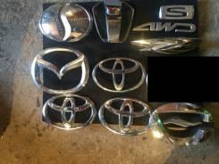 Эмблема. Toyota: Ractis, Sienta, Isis, Corolla, Belta