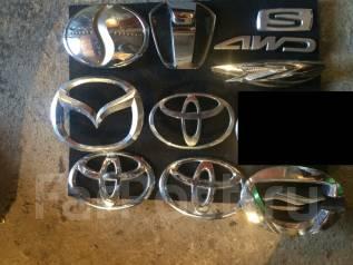 Эмблема. Toyota: Corolla, Ractis, Sienta, Isis, Belta