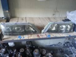 Фара. Toyota Mark II, GX100, GX105, JZX100, LX100, JZX101 Двигатели: 2LTE, 1GFE, 2JZGE, 1JZGE, 1JZGTE