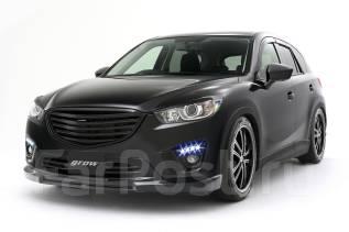 Обвес кузова аэродинамический. Mazda CX-5, KE2AW, KE5FW, KE5AW, KF5P, KFEP, KEEFW, KEEAW, KE2FW, KE, KF2P. Под заказ