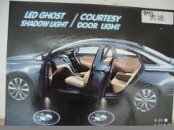 Подсветка. Lexus Audi