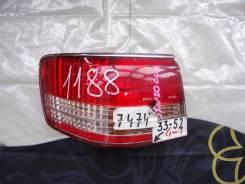 Стоп-сигнал. Toyota Mark II Wagon Qualis, MCV21W, MCV20W, SXV25W, MCV25W, MCV21, MCV20, MCV25, SXV20W Toyota Qualis Toyota Mark II Двигатели: 1MZFE, 5...
