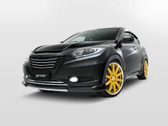 Обвес кузова аэродинамический. Honda Vezel. Под заказ