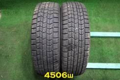 Dunlop DSX-2. Зимние, без шипов, 2015 год, износ: 10%, 2 шт