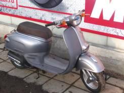 Honda Giorno. 49 куб. см., исправен, без птс, без пробега