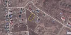 Продам земельный участок с. Краснореченское. 1 500 кв.м., собственность, электричество, от агентства недвижимости (посредник)