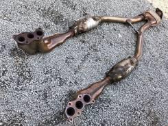 Коллектор выпускной. Subaru Outback, BPE Subaru Legacy, BLE, BPE Двигатели: EZ30, EJ30D