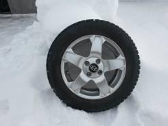 Goodyear UltraGrip Ice Arctic. Зимние, шипованные, 2014 год, износ: 5%, 4 шт