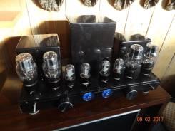 Ламповый пуш-пул без ООС на 6С4С.