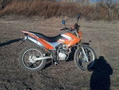 ABM X-moto ZR250. 249 куб. см., исправен, без птс, без пробега