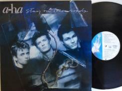Культ ! A-XA / A-HA - Stay On These Roads - EU LP 1988 1-А, 1-В