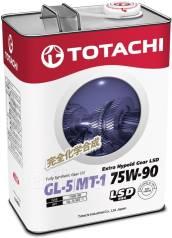 Totachi. Вязкость 75W-90, синтетическое