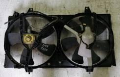 Вентилятор охлаждения радиатора. Nissan Primera Camino, WHNP11, WHP11, P11, HP11, HNP11, WP11 Nissan Bluebird, EU14, HU14, HNU14, ENU14 Двигатели: SR1...