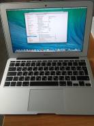 "Apple MacBook Air. 11"", 1,3 ГГц, ОЗУ 4096 Мб, диск 128 Гб, WiFi, Bluetooth"