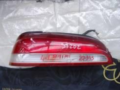 Стоп-сигнал. Toyota Corona Exiv, ST201, ST200, ST203, ST202, ST205 Двигатели: 3SGE, 4SFE, 3SFE