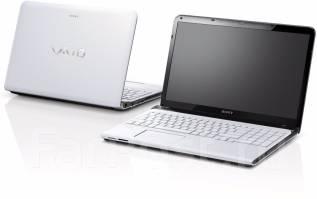 """Sony VAIO. 15.6"""", 2,4ГГц, ОЗУ 4096 Мб, диск 500 Гб, WiFi, Bluetooth, аккумулятор на 4 ч."""