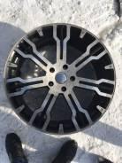 BMW. 9.5x22, 5x120.00, ET50