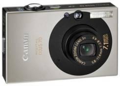 Canon Digital IXUS 70. 7 - 7.9 Мп, зум: 4х