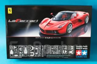 Сборная модель Ferrari LaFerrari! Флагманская модель