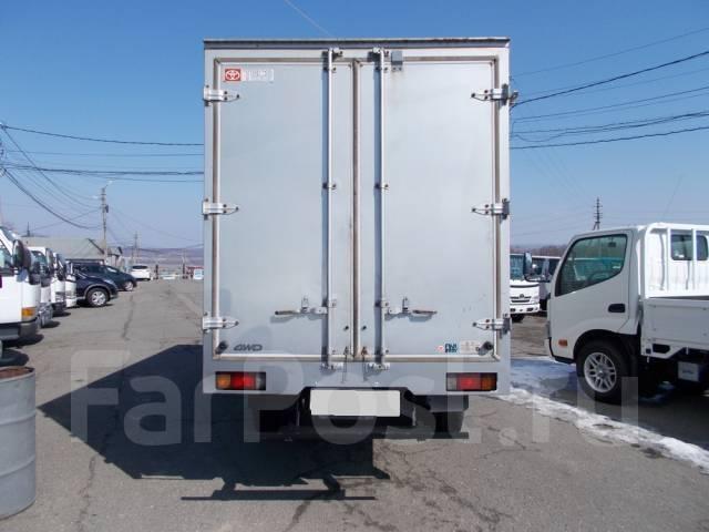 Hino Ranger. 4WD, мебельная будка 4,4м., 4 100 куб. см., 4 000 кг.