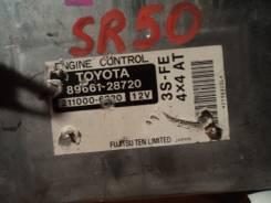 Блок управления двс. Toyota Town Ace Noah, SR50 Toyota Lite Ace Noah, SR50 Двигатель 3SFE