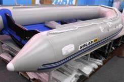 Solar 420. длина 4,20м., двигатель подвесной