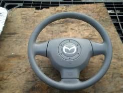 Руль. Mazda Demio, DY5R, DY3R, DY5W, DY3W Двигатели: ZJVE, ZJVEM