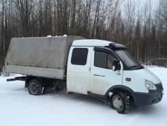 ГАЗ 330232. Продается Газель-фермер, 2 890 куб. см., 3 500 кг.