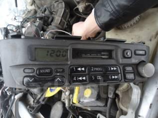 Магнитола. Nissan Sunny, FB15 Двигатели: QG13DE, QG15DE