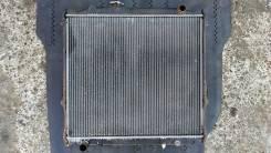 Радиатор охлаждения двигателя. Toyota Hilux Surf, RZN185W Двигатель 3RZFE