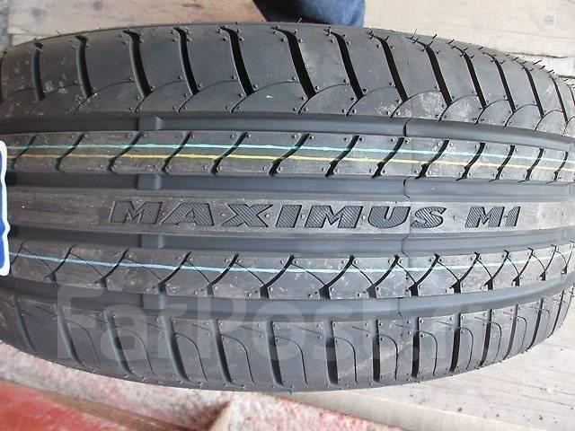 Maxtrek Maximus M1. Летние, 2014 год, без износа, 4 шт