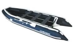 Solar 555. длина 5,50м., двигатель подвесной, бензин