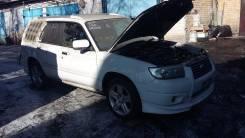 Дверь боковая Subaru Forester SG5. EJ205. Chita CAR