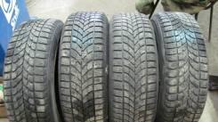 Bridgestone WT17. Зимние, шипованные, износ: 30%, 4 шт