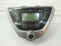 Магнитола. Hyundai Elantra. Под заказ