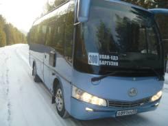 Yutong ZK6737D. Продам туристический автобус Ютонг zk6737D 25 мест синий ОТС 600 т. р, 3 900 куб. см., 25 мест